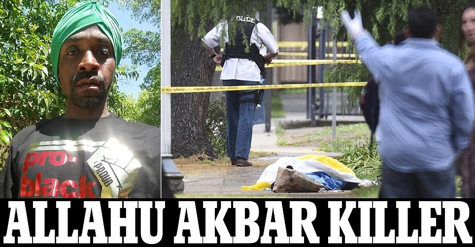 Man shoots 3 dead in Fresno, yells 'Allahu Akhbar'