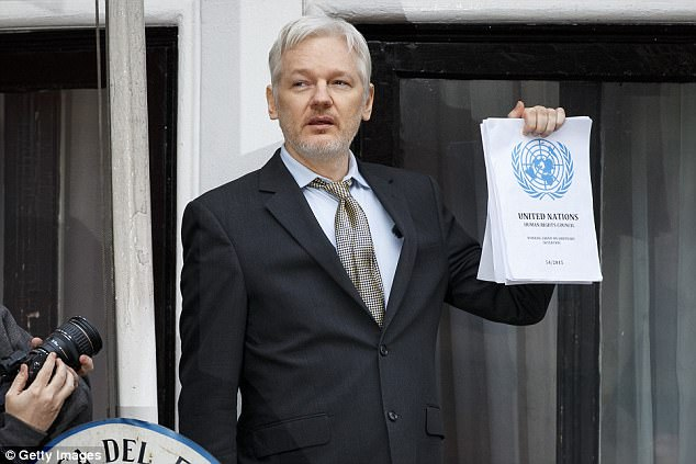the revelations of julian assange on the american government How russia and wikileaks became allies against the west  julian assange,  experts who claimed that wikileaks was the anti-russian project of american spies.