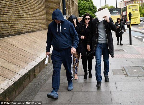 Ex-boyfriend of TOWIE star Ferne McCann is arrested ...