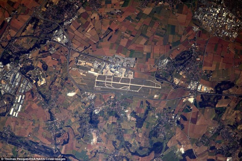 Countryside commute: Lyon–Saint Exupéry Airport, formerly known as Lyon Satolas Airport, is the international airport of Lyon, the third-biggest city in France