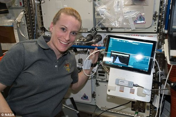 NASA to investigate unknown fungus on space station ...