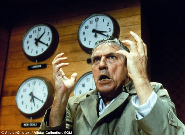 Join me in this campaign! In the gloriously relevant words of Howard Beale: ¿You gotta say, ¿I¿m a human being, goddammit! My life has value!¿ So get up out of your chairs, go to the window, open it, stick your head out and yell: ¿I¿M AS MAD AS HELL, AND I¿M NOT GOING TO TAKE THIS ANYMORE!¿