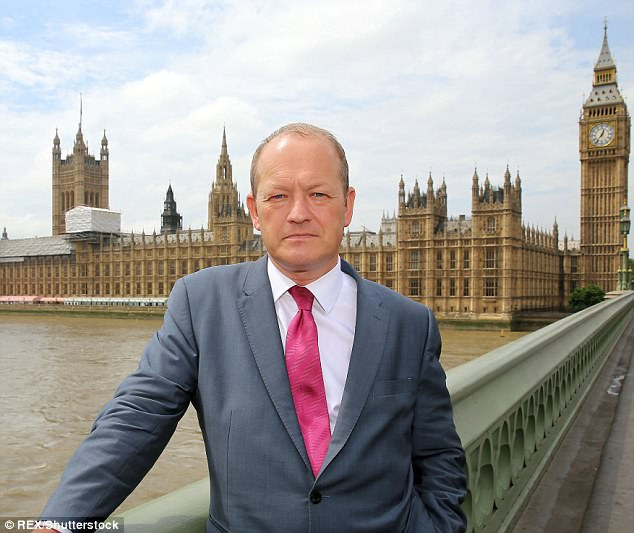 Ex-MP Simon Danczuk faces police rape quiz after woman told police he attacked her in Westminster
