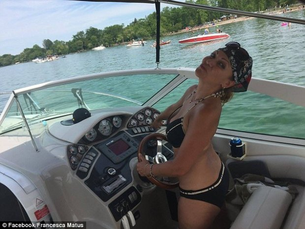 Francesca Matus (pictured) and her boyfriend Drew DeVoursney were found murdered in a sugar cane field in Belize last Monday. An autopsy report today revealed their wrists were duct-taped and they had been strangled