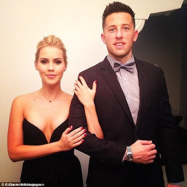 Claire Holt's husband Matthew Kaplan files for divorce ...