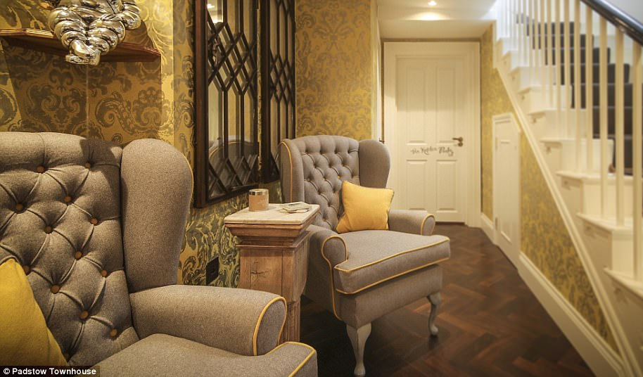 WHAT THE JUDGES SAID: 'This cosy 18th-century townhouse offers six individually styled suites that combine all the home comforts as well as some little luxuries. But unlike other B&Bs, this establishment is attached to Paul Ainsworth's No.6 restaurant, which delights guests' palettes with its three AA-Rosetted food'