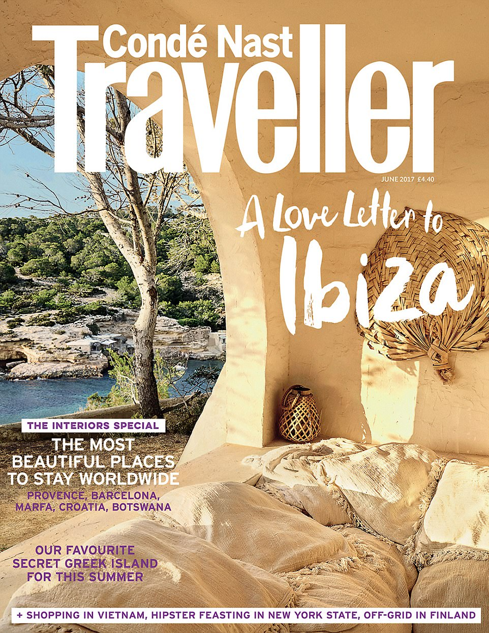 The World¿s Best Family Holidays supplement accompanies the June issue of Condé Nast Traveller, on sale now and downloadable from here