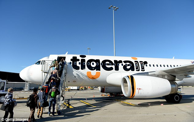 Tigerair is offering $  1 return flights, including to and from Cairns, Darwin and Perth (stock image)