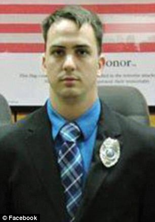Rookie cop fired for not shooting a suicidal man sues ...