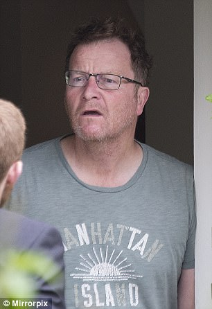 Greg Rudd (pictured) had previously managed to avoid a £1.3 million fine for a separate phone scam