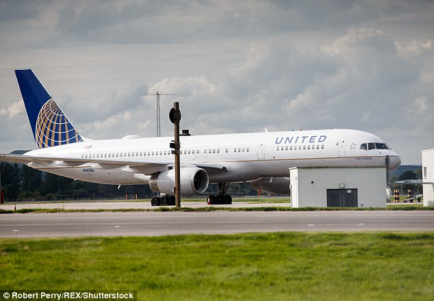 Passengers say United Airlines Flight 1035 was evacuated on Thursday night at George Bush Intercontinental Airport in Houston following the scorpion sighting