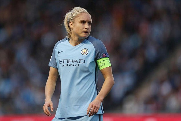 Manchester Citys Steph Houghton Eyes Womens FA Cup