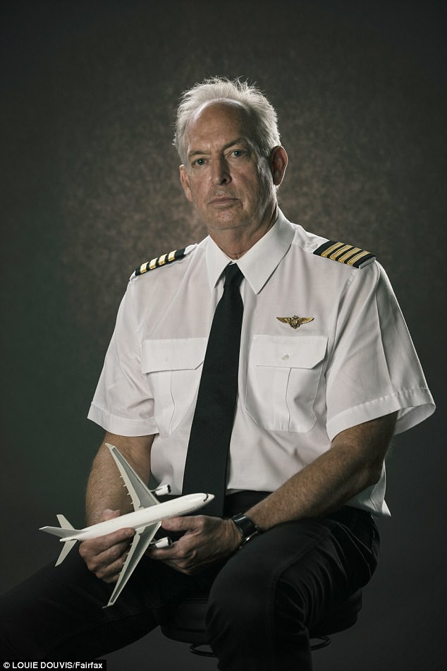 Kevin Sullivan, the captain of a Qantas A330 which twice nosedived towards the Indian Ocean in 2008, has opened up about the incident for the first time