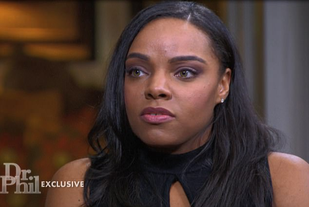 Shayanna Jenkins Hernandez told Dr Phil she has doubts that her fiance Aaron Hernandez took his own life when he was found hanging in his jail cell in April