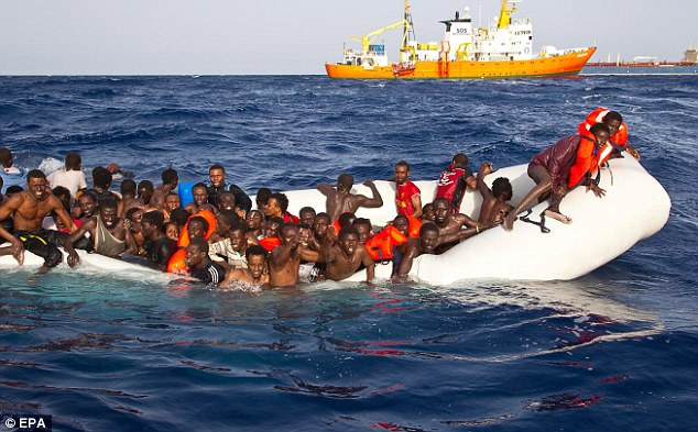The police statement said the Arena clan was also suspected of muscling in on the running of a migrant centre on the southern island of Lampedusa, which is on the front line of Italy's ongoing migrant crisis