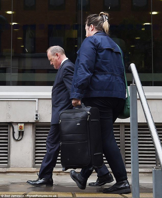 It's understood that Danczuk went to the police station voluntarily this morning