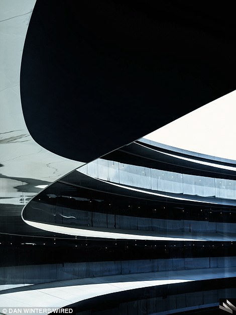Image result for Apple's $5 billion 'Spaceship' shock absorbers
