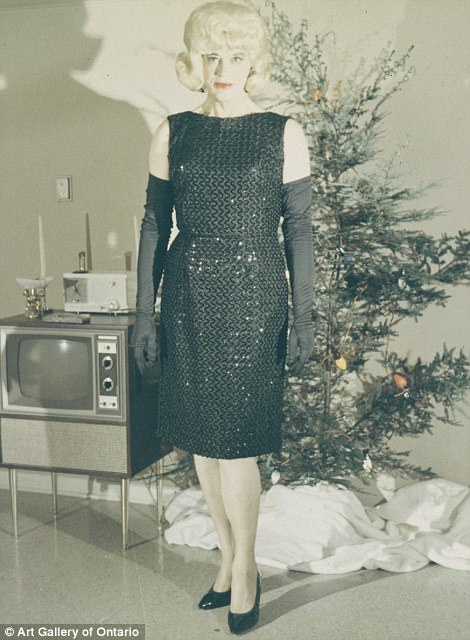Secret 1950s Cross Dressing Community Revealed In Exhibit