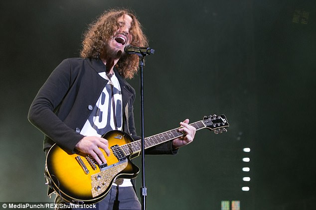 In 2012: Chris spoke about his struggle with addiction following Soundgarden's split in 1997, saying: 'It¿s something that would have happened even if Soundgarden had stayed together'