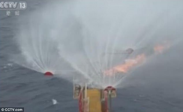 Beijing claims success in mining flammable ice 4,000 feet under the South China Sea