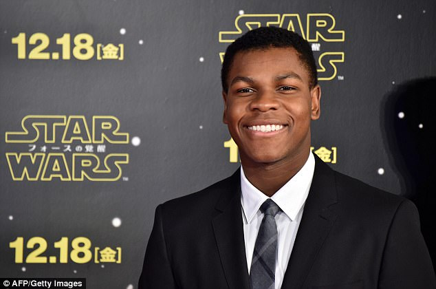 John Boyega, bone-chillingly superb in Jack Thorn¿s new version of Georg Buchner¿s play Woyzeck at the Old Vic, about a soldier whose years of emotional abuse as a youngster turn him into a time-bomb. Great that he¿s back on stage before shooting a new Star Wars next year
