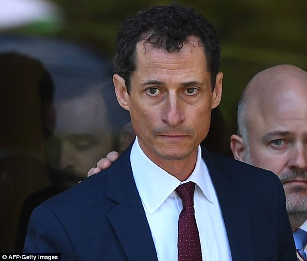 Private details: In texts obtained by DailyMail.com, Weiner complained to the girl that he rarely had sex with Abedin