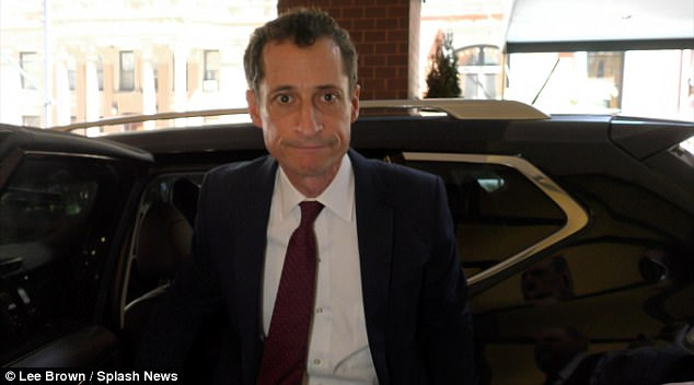 Summer break: Weiner will be back in court in September to be sentenced in the case
