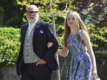 As revealed by the Mail last week, Pippa's naughty uncle, Gary Goldsmith, was invited to the wedding, along with his beautiful 15-year-old daughter Tallulah (pictured)