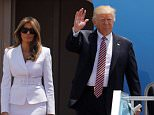 President Donald Trump and first lady Melania Trump arrived Monday in Israel, on the heels of a successful two-day visit to Saudi Arabia