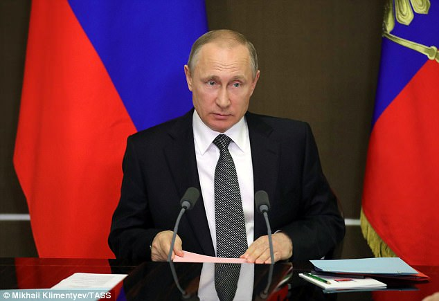 Vladimir Putin has vowed to boost cooperation with UK anti-terror efforts in the wake of the atrocity which killed at least 22, including children
