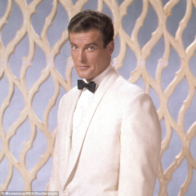 Tragic: Sir Roger Moore has passed away at the age of 89