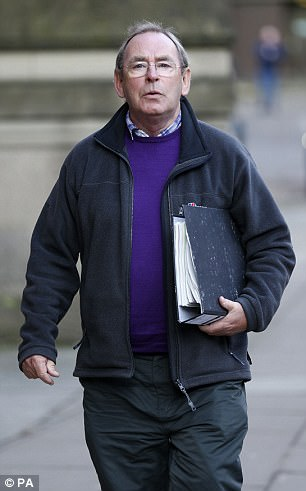 Fred Talbot (pictured) has been convicted of a string of sex offences against young boys