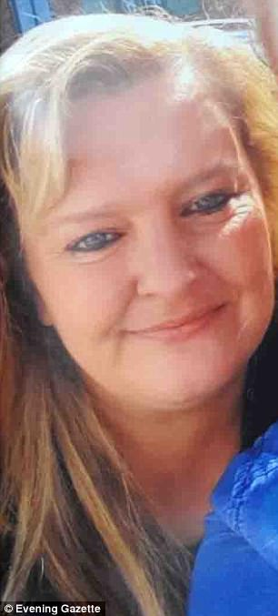 Tragic: Beloved mother, Jodey Whiting, 42, died after her benefits were stopped