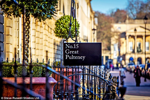 The newly opened No 15 Great Pulteney (pictured) was found by the Inspector to be over-done with disappointing service