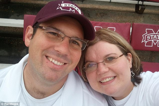Of his wife, Tressie (pictured together), he described her as 'the sweetest, most giving, and lovable woman that I know' on his Facebook page