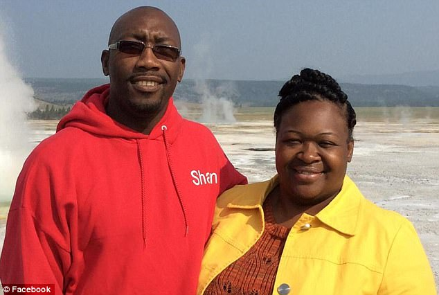 Shelia and Ferral Burage were among the list of eight victims posted on New Zion Union M. B. Church's Facebook page