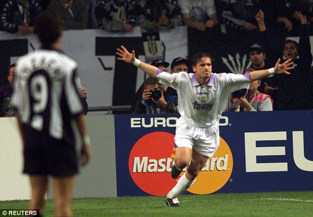 Predrag Mijatovic scored the winner for Real on a night where they entered as underdogs