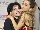 Ariana Grande's mother Joan has spoken out about the 'diabolical' Manchester concert bombing