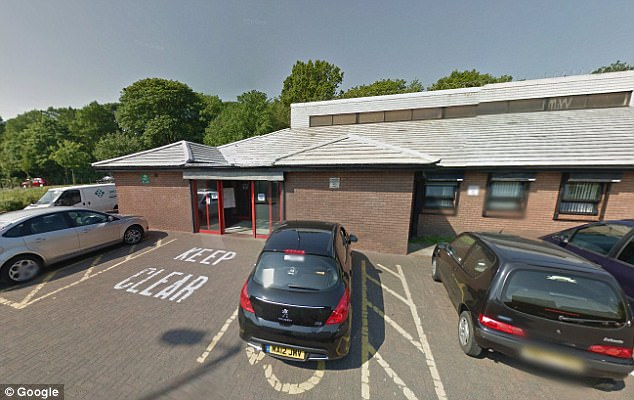 The patient eventually complained to Uzoh's colleagues at the Murdishaw Health Centre in Runcorn (pictured) and he was reported to the General Medical Council