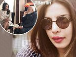 Actress and former Miss World Pryanka Chopra was in Berlin, Germany, promoting promoting her new film, Baywatch, when she and her brother snapped selfies at the Holocaust memorial