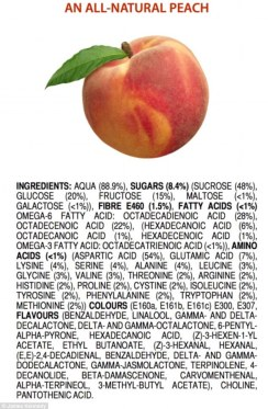 Expert reveals how even natural foods contain chemicals | Daily Mail Online