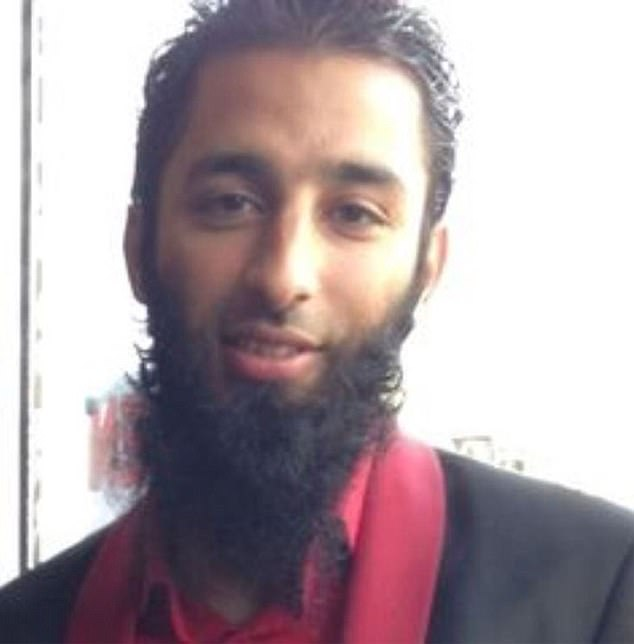 Khuram Butt (pictured) was close friends with Sajeel Shahid, a militant who is said to have helped to train the ringleader of the July 7 London bomb attacks