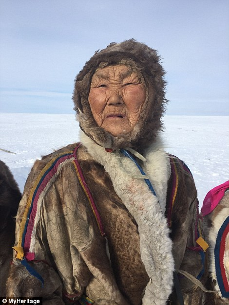 The Siberian Nenets Tribe Who Survive In A 50C Climate