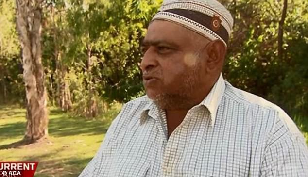 Sultan Deen (en la foto) ha negado afirma que el desarrollo propuesto será un 'enclave musulmán'