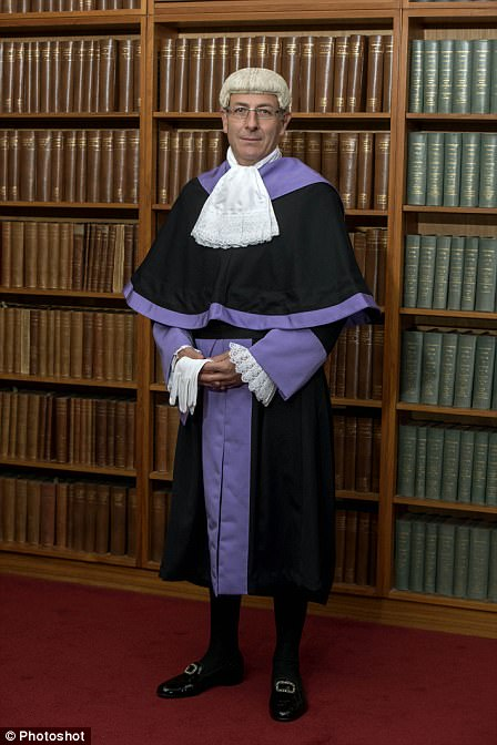 Sentencing, Judge Andrew Lockhart QC told Tony and Julie Wadsworth they were both 'equally culpable' for their 'grave' offences and said they 'could not resist the sexual thrill' of abusing teenage boys