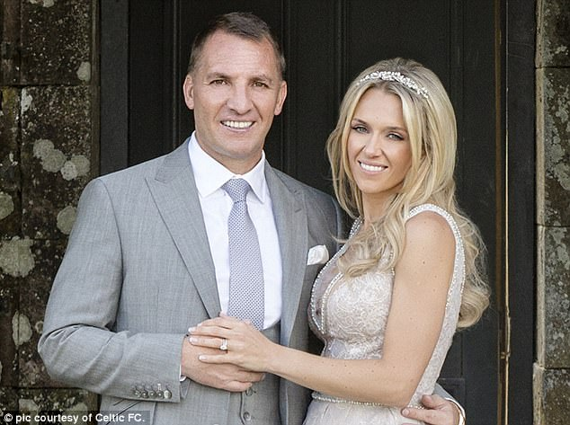 Ex-Liverpool boss Rodgers first met Searle in 2013, when they were both working at Anfield
