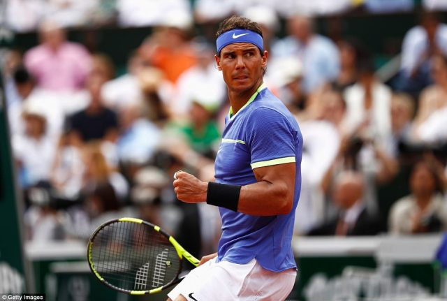 The fourth seed Spaniard only dropped six games on his way to a historic 10th French Open title at Roland Garros