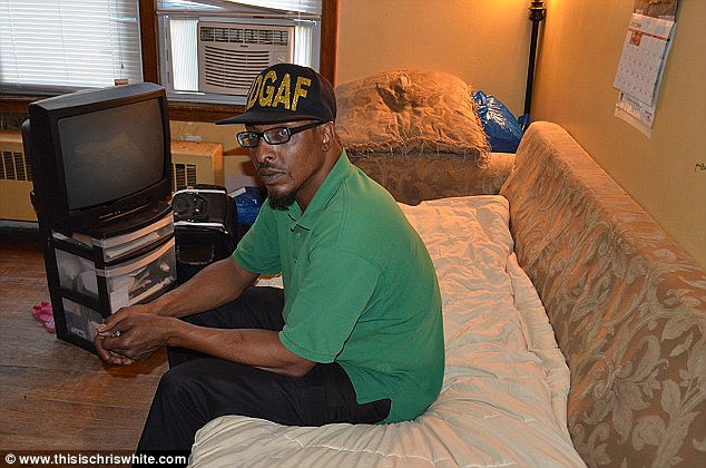 Ali, 45, said that he has received just three 'measly payments' of $2,500 in the last two months - this despite an agreement he had made with his seven siblings, his adopted brother Asaad, and his stepmother, Lonnie, that he would receive about $6million