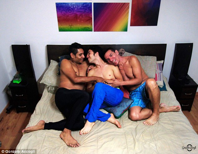 Gay Sex in Colombia
