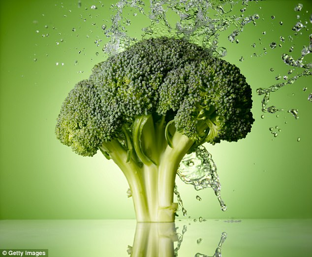 Is broccoli a secret weapon against diabetes? | Daily Mail ...